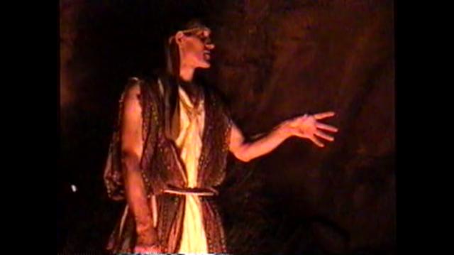 Nephi preaches
